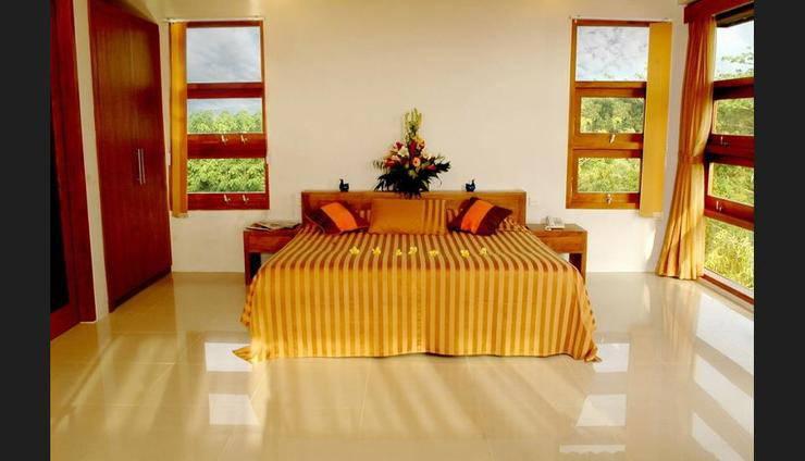 Blue Rose Villa Bali - Guestroom