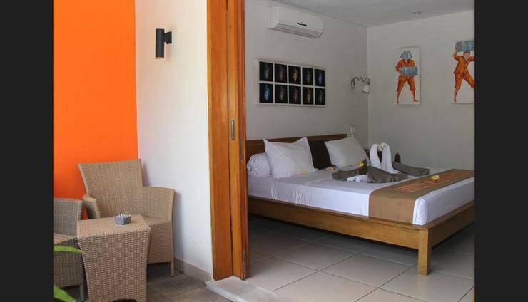 Balinea Villa & Spa Bali - Guestroom