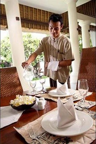 The Bli Bli Villas & Spa Seminyak - Restaurant