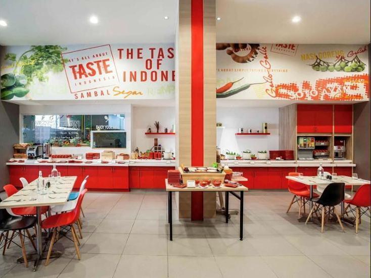 Ibis Harmoni Jakarta - Restaurant
