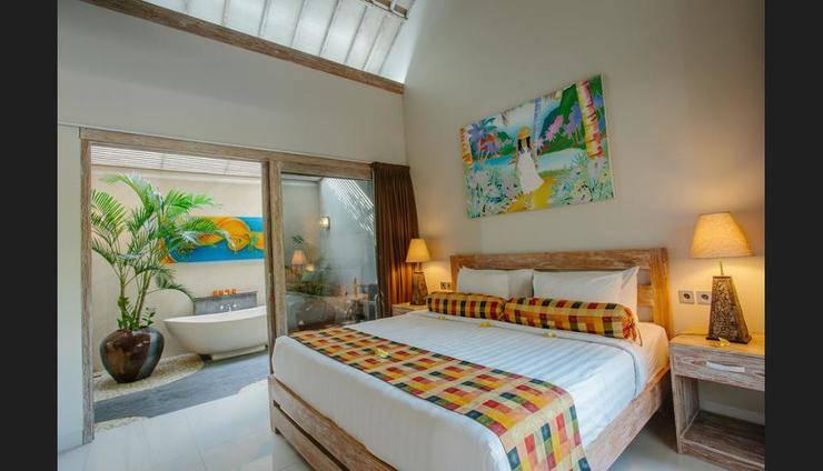 Tis Villa Seminyak Bali - Guestroom
