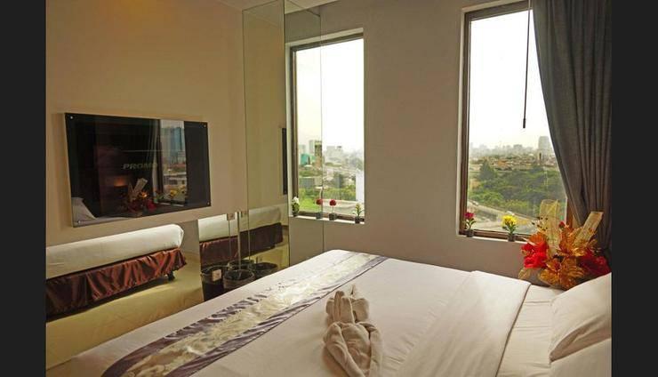 Review Hotel B Fashion Hotel (Jakarta)