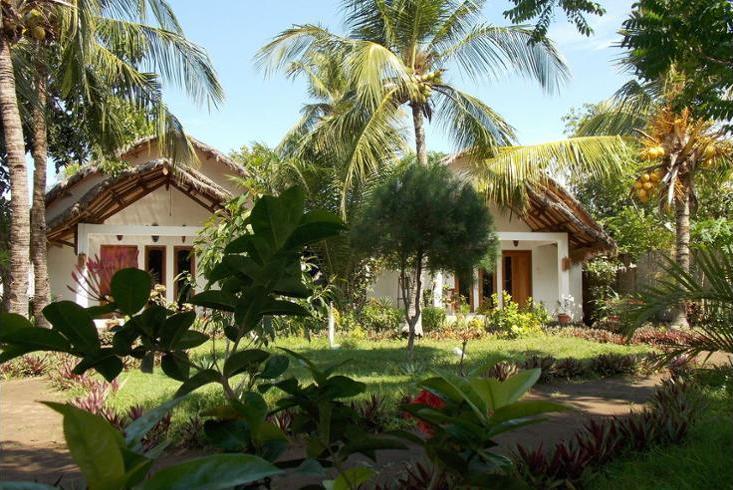 Kayun Bungalow Lombok - Garden View
