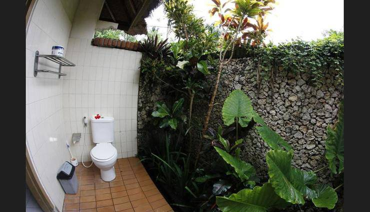 Bayside Bungalows Bali - Bathroom