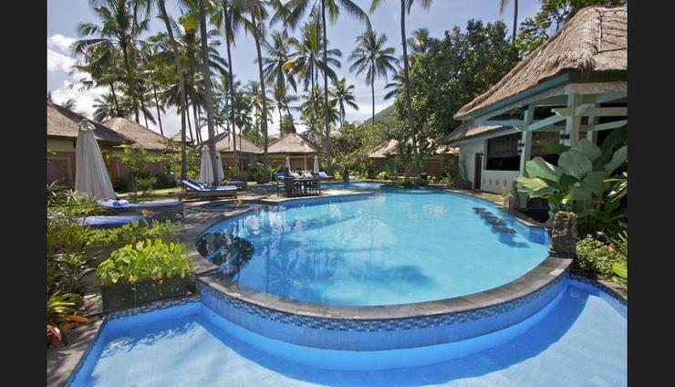 Bayside Bungalows Bali - Outdoor Pool