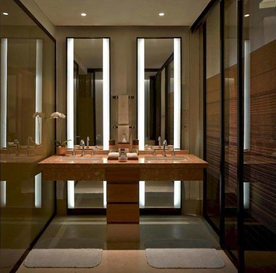The Ritz-Carlton Bali - Bathroom