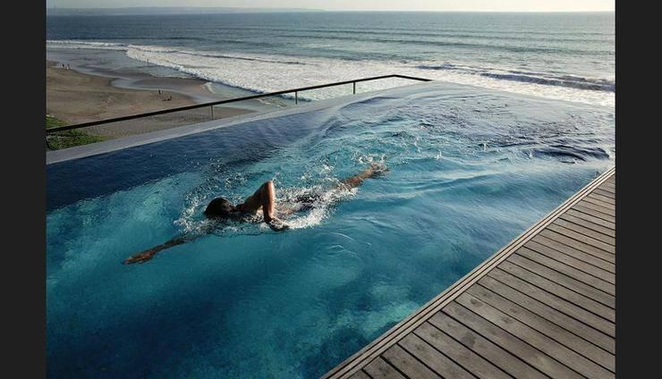 Alila Seminyak - Infinity Pool