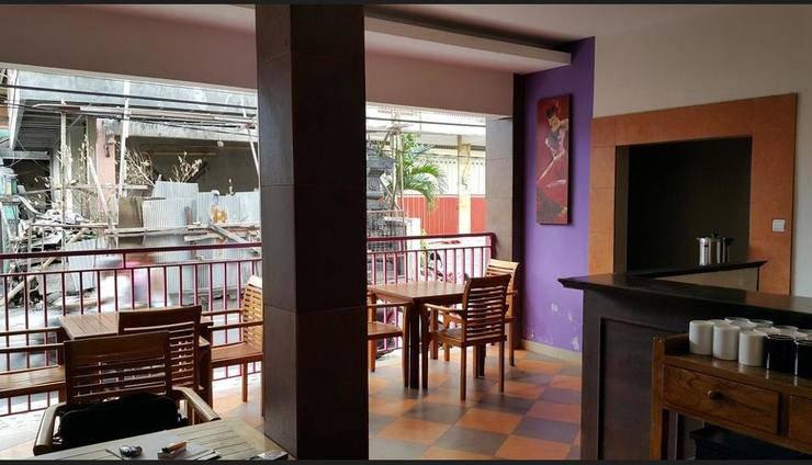 Guest House Matahari Kuta Legian - Dining