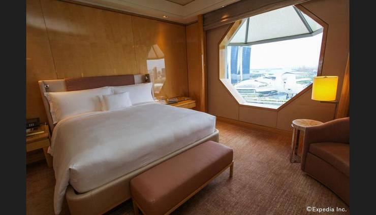 The Ritz-Carlton Millenia Singapore - Guestroom