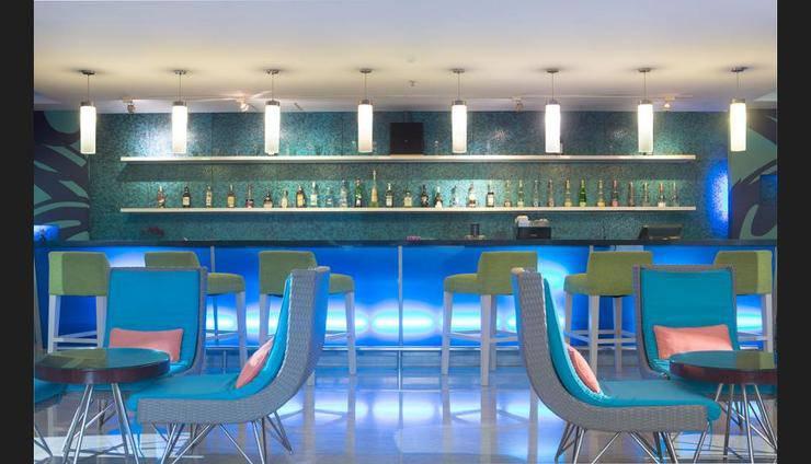 Ibis Styles Bali Benoa - Hotel Lounge