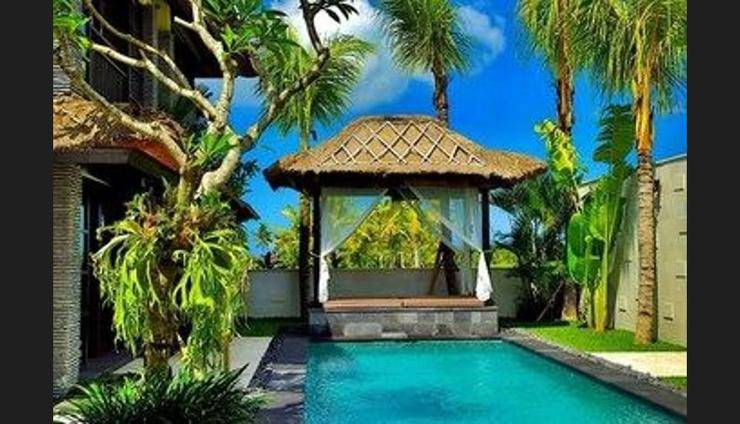 The Zala Villa Bali - Outdoor Pool