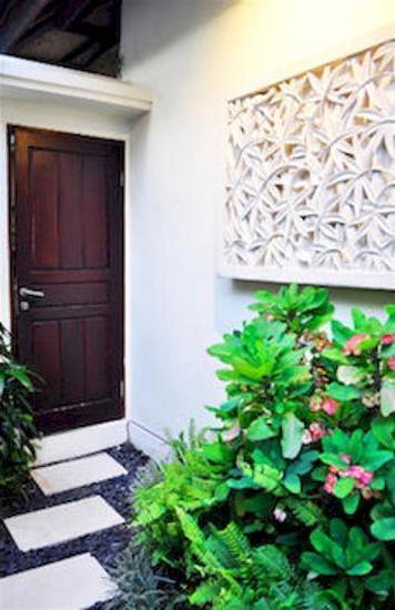 Villa Sayang Bali - Property Grounds