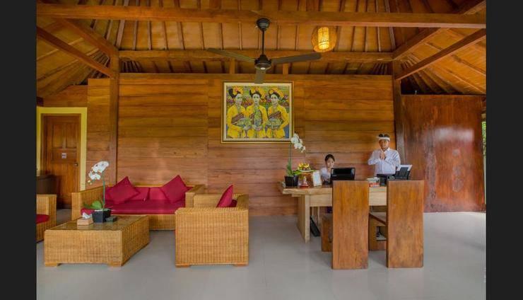 Harga Hotel The Kryamaha Villas (Bali)