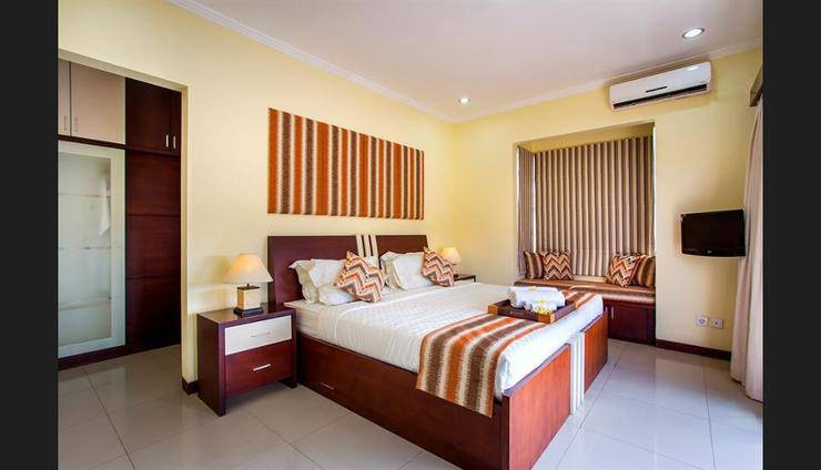 Tiga Samudra Villa Bali - Guestroom