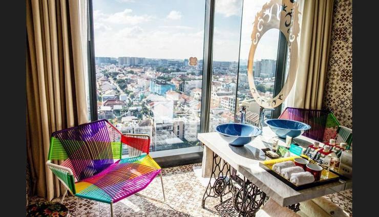 Hotel Indigo Singapore Katong - Guestroom