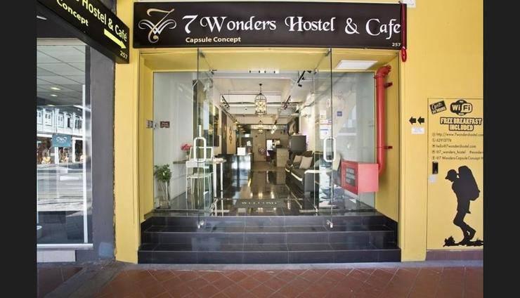 Alamat Review Hotel 7 Wonders Hostel - Singapore