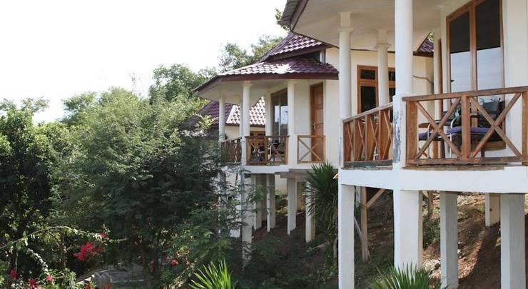 Waecicu Beach Inn Manggarai Barat - Eksterior