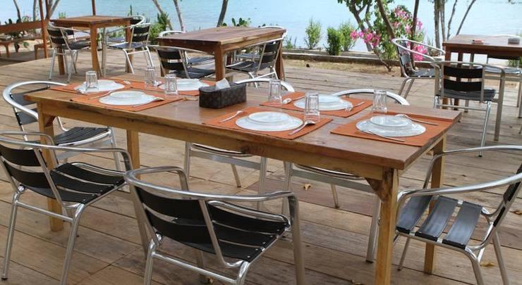 Waecicu Beach Inn Flores - Interior