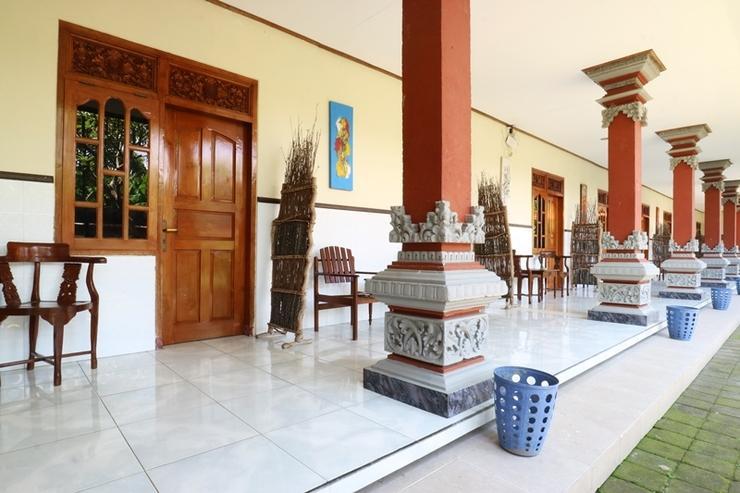 Pondok Hasan Bali - entrance