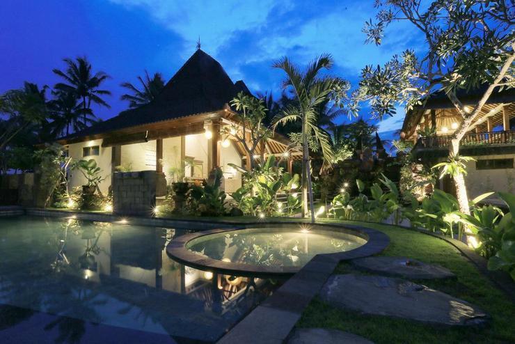 Masia Villa Ubud Bali - Exterior