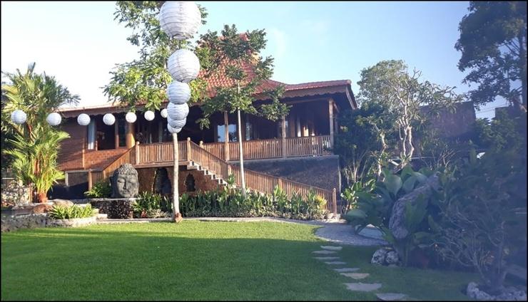 Taulan Villa and Restaurant Bali - exterior