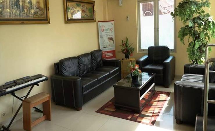 Edotel Minangkabau Padang - Ruang tamu