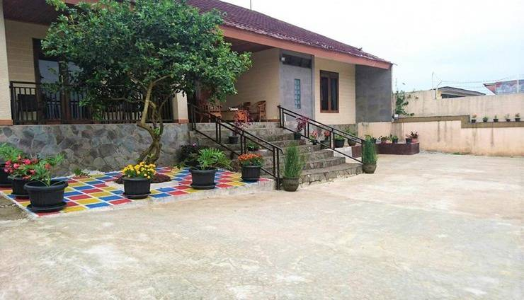 Villa Bumi Lembang Lembang - Exterior
