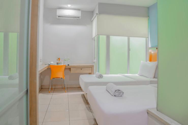 LeGreen Suite Poso Jakarta - ROOM