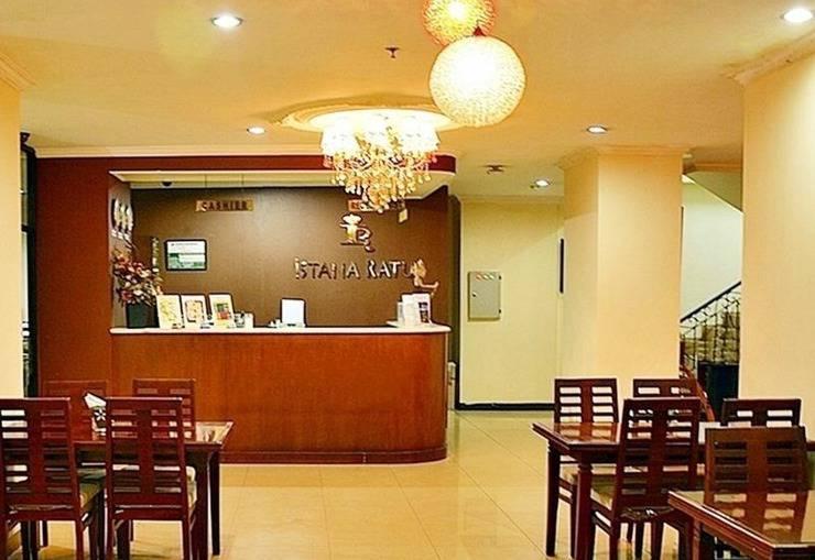 Hotel Istana Jakarta - Restoran