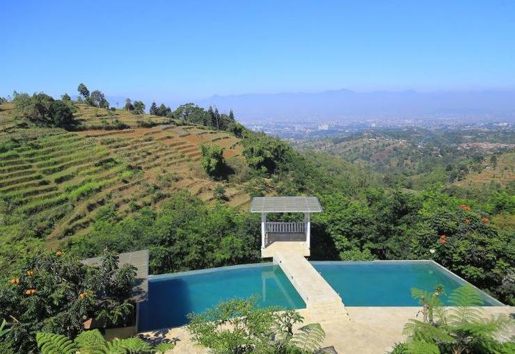Dulang Resort and Resto Bandung - Swimming Pool