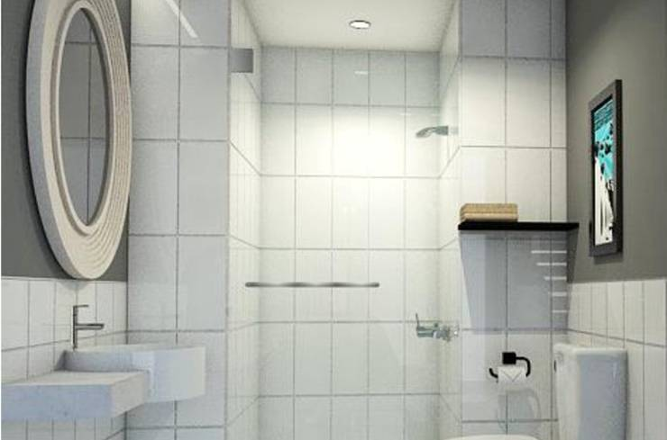 Citradream Hotel Semarang - Guest bathroom