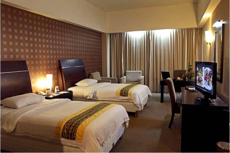 Grand Elite Hotel Pekanbaru - Executive Room