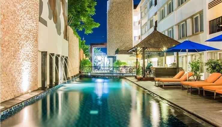 Alamat Natya Hotel Kuta - Bali