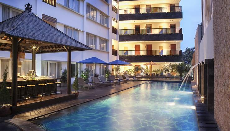 Natya Hotel Bali - Kolam Renang