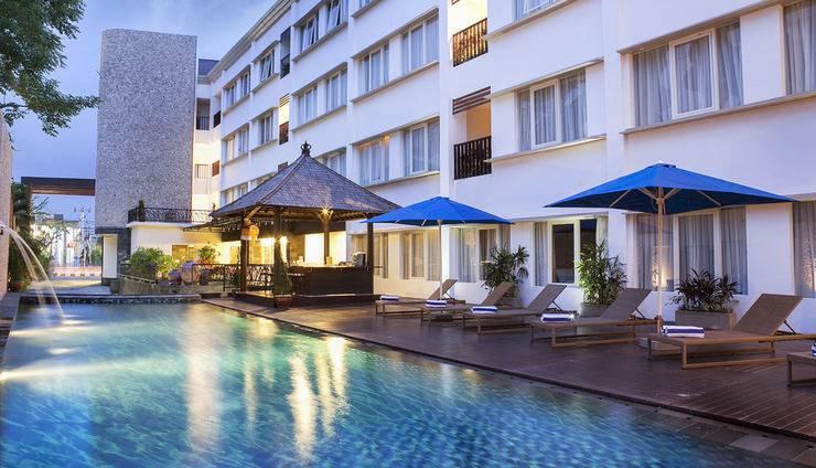 Natya Hotel Bali - pool
