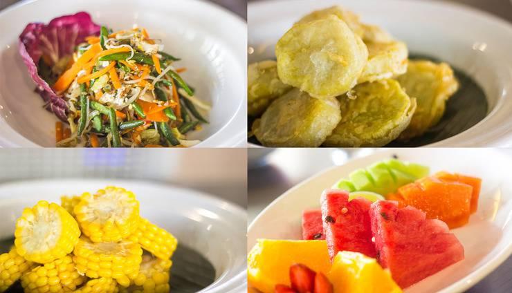 Natya Hotel Bali - meal