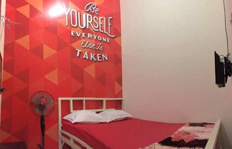 Golden Park Homestay Syariah Malang - Kamar tidur
