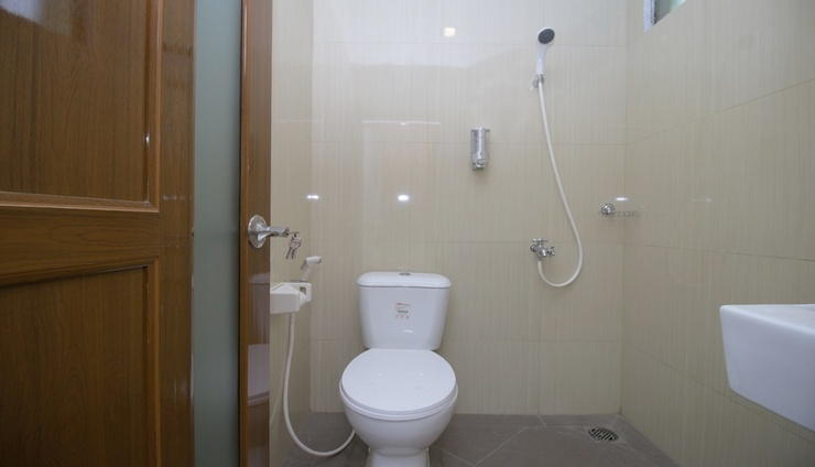 Sky Residence Syariah Fatmawati Jakarta Jakarta - Bathroom