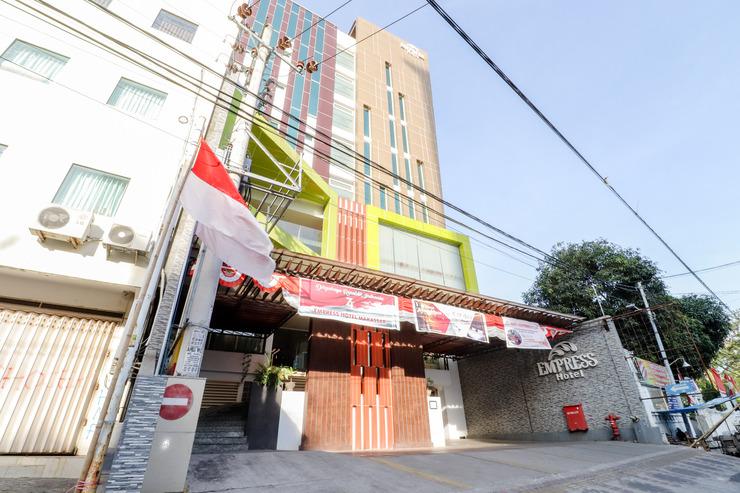 Empress Hotel Makassar - Ext1