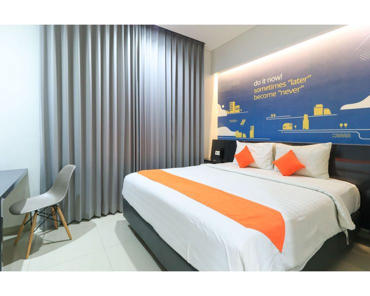 Hotel Berlian International Surabaya - Deluxe Double