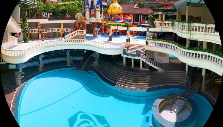 Hotel Vanda Gardenia Trawas - Vanda Water World