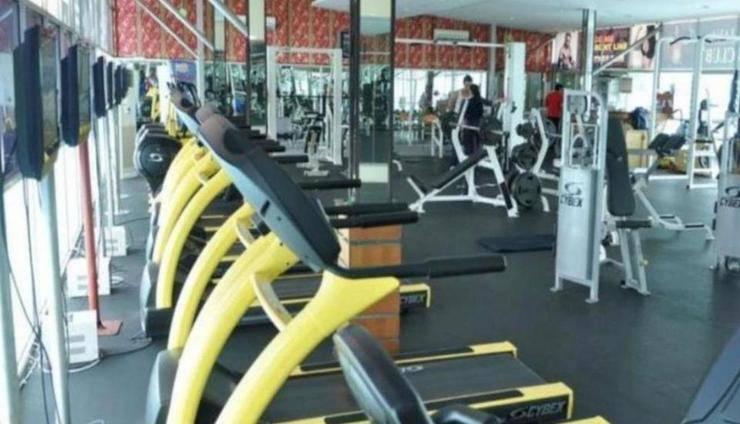 Graha Sriwijaya Hotel Palembang - Fitness