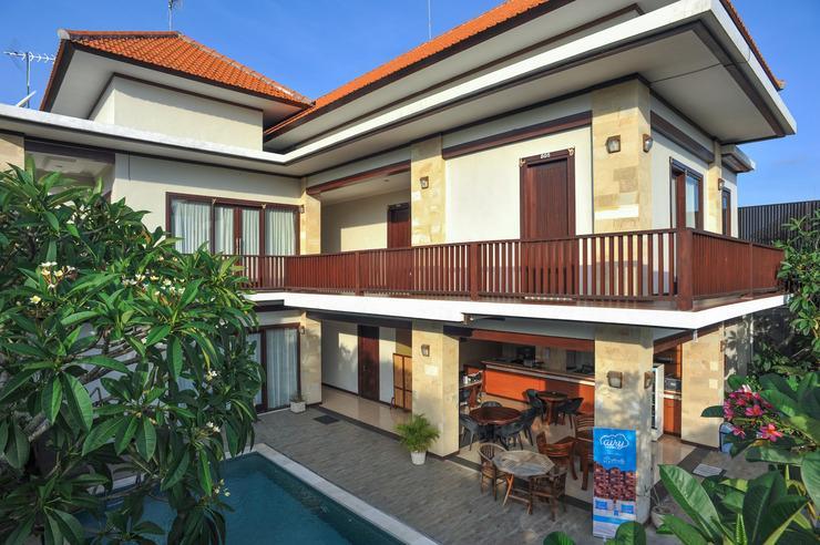Airy Kuta Utara Pantai Batu Bolong 56 Canggu Bali - Hotel Front