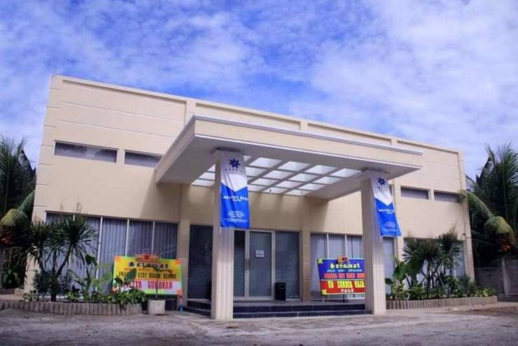 Amazing City Beach Resort Palu - Tampilan Luar Hotel