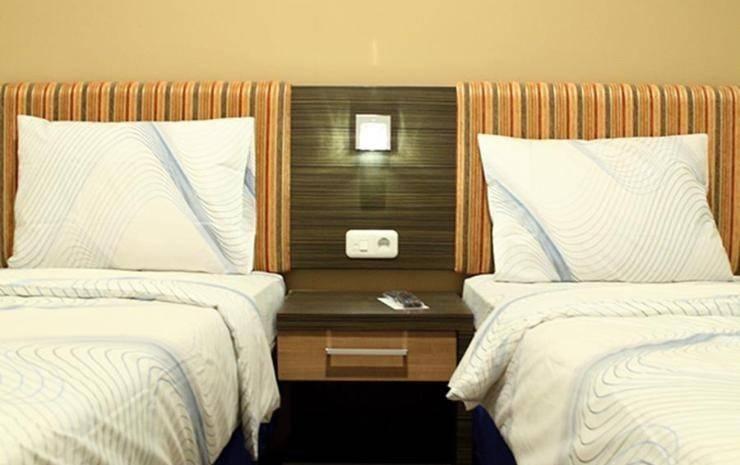 Hotel Pantes Semarang by IHM Semarang - Kamar tamu