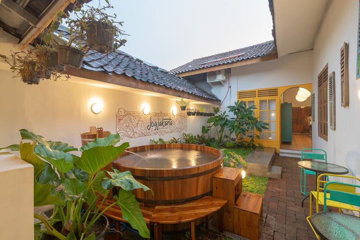 Wonderloft Hostel Jogja Yogyakarta - Gambar Utama