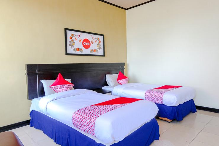 OYO 599 Hotel Bandung Permai Jember - standard twin bedroom