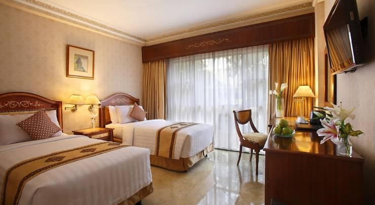 Hotel Ambhara Blok M - Kamar Tamu