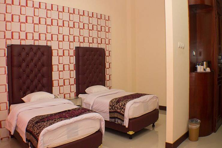 Grand City Hotel Malang - Deluxe Twin Room
