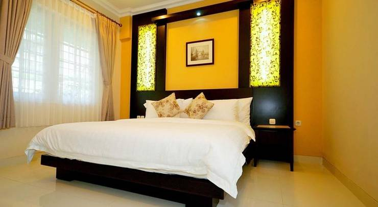 Ottenville Boutique Hotel Bandung - Family Room